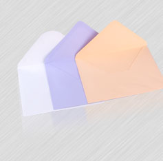 color envelope printing
